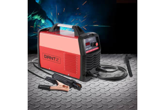 Inverter Welder Portable MMA ARC Stick iGBT DC Metal Welding 300Amp