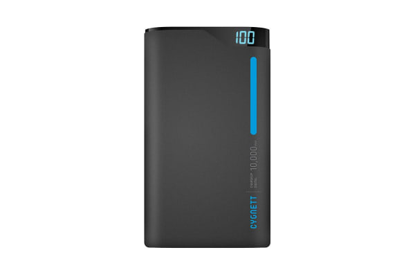 Cygnett ChargeUp 10000mAh Polymer Power Bank - Blue (CY1772PBCHE)