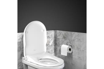 Cefito Non Electric Bidet Bathroom Toilet Seat W/ Cover Bathroom Washlet Spray Watermark