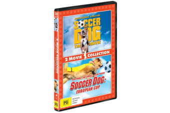 Soccer Dog / Soccer Dog European Cup DVD Region 4