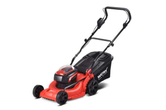 NEW Matrix 40V Lawn Mower Cordless Lawnmower Skin Only