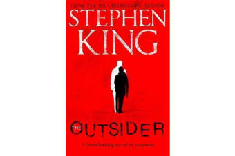 The Outsider - The No.1 Sunday Times Bestseller