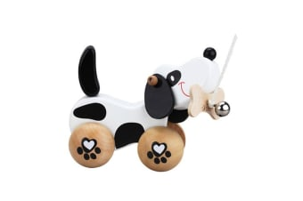 Classic World Pull Toy - Dog