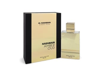 Al Haramain Al Haramain Amber Oud Gold Edition Eau De Parfum Spray (Unisex) 120ml