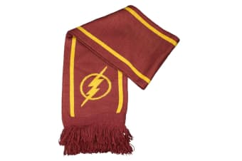 The Flash TV Series Logo Scarf