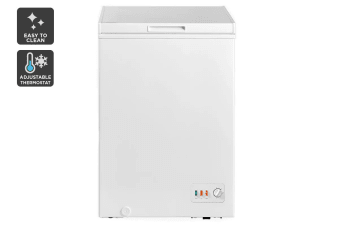 Kogan 99L Chest Freezer - White