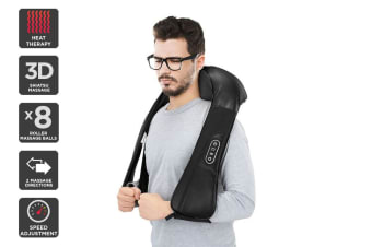 Kogan Premium Heated Shiatsu Neck & Shoulder Massager