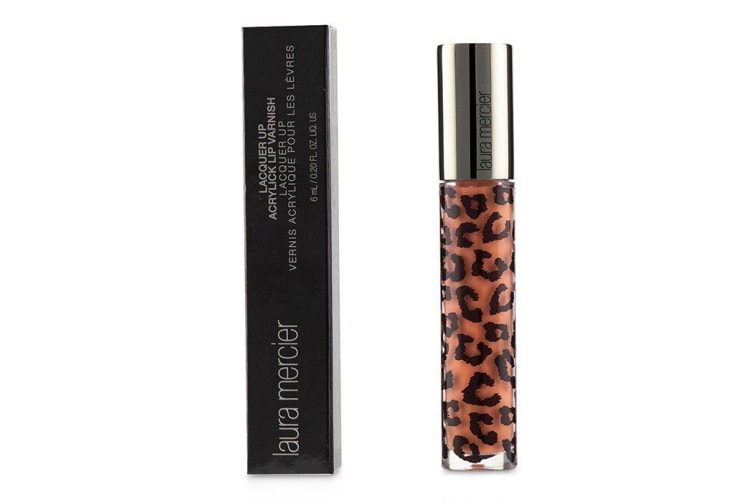 Laura Mercier Lacquer Up Acrylick Lip Varnish - # Soleil (Muted Orange) 6ml