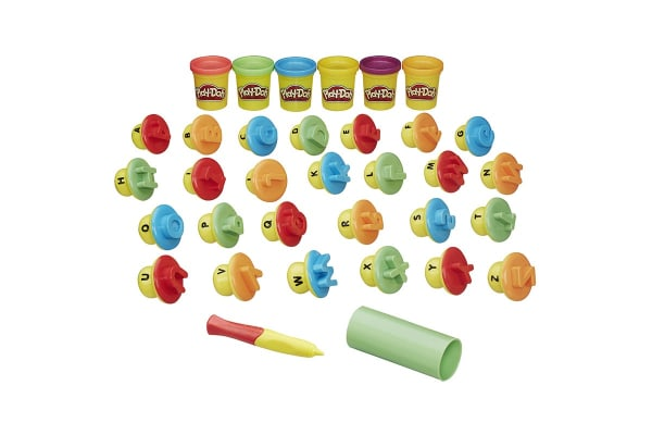 Play-Doh Letters and Languages