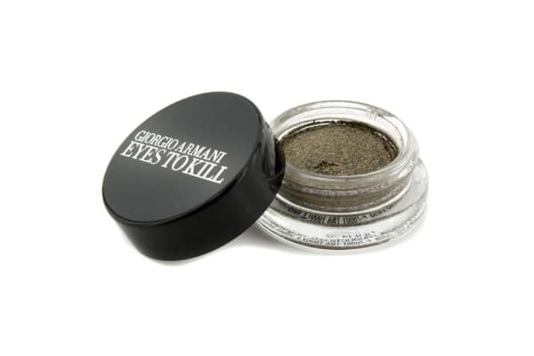 Giorgio Armani Eyes To Kill Silk Eye Shadow - # 06 Khaki Pulse (4g/0.14oz)