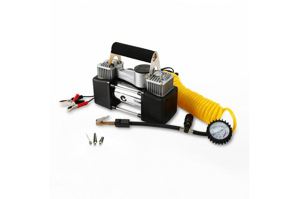 12V Mini Portable Air Compressor 65L/Min.