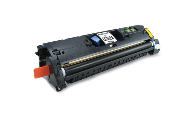 Q3962A C9702 C3960 EP-87 CART301Y Yellow Toner Cartridge