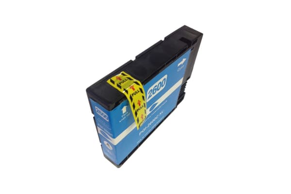 PGI-2600XL Pigment Cyan Compatible Inkjet Cartridge