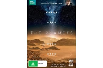 The Planets DVD Region 4