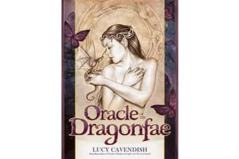 Oracle of the Dragonfae - Oracle Card and Book Set