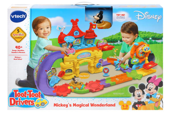 Vtech Toot-Toot Drivers Disney Magical Wonderland