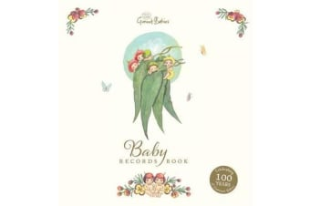 May Gibbs Gumnut Babies - Baby Records Book 100th Anniversary Edition