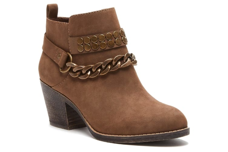 Rocket Dog Womens/Ladies Shelinda Pablo Ankle Western Boot (Brown) (5 UK)