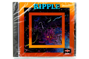 Ripple BRAND NEW SEALED MUSIC ALBUM CD - AU STOCK