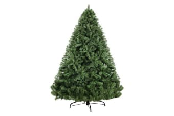 Jingle Jollys 2.4M 8FT Christmas Tree Xmas Decoration Green Home Decor Bonus Bag