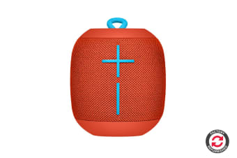 Ultimate Ears UE WonderBoom Refurbished (Fireball Red) - A Grade