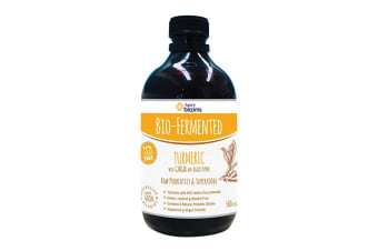 Henry Blooms Bio-Fermented Turmeric with Ginger and Black Pepper 500ml