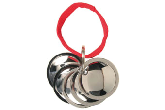 Trixie Dog Activity Training Discs (Chrome)