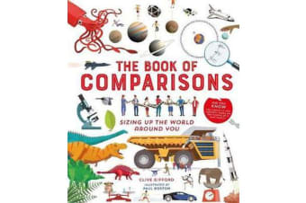 The Book of Comparisons - Sizing up the world around you