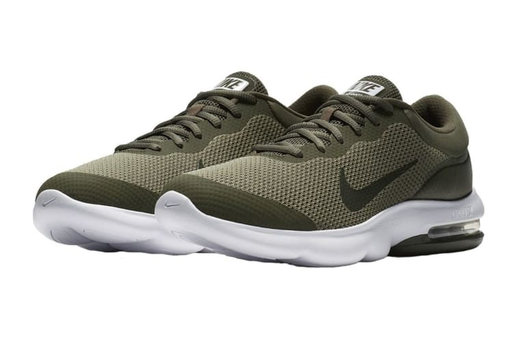 Nike Men's Air Max Advantage Shoes (Medium Olive/Sequoia, Size 10 US)