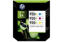HP Ink E5Y50AA 920XL Colour Pack
