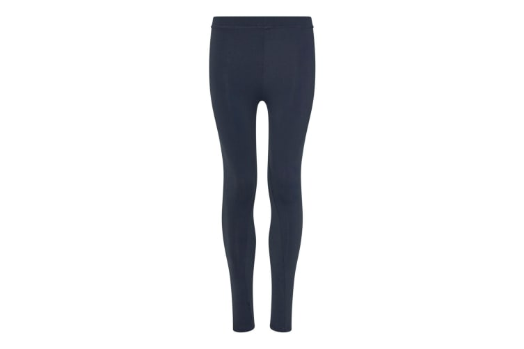 AWDis Just Cool Womens/Ladies Girlie Athletic Sports Leggings/Trousers (French Navy) (S)