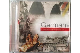 Internationale Experience: Germany by Various Artists (Jun-2007) CD NEW SEALED