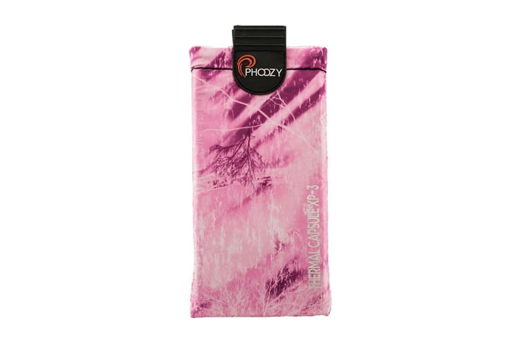 Phoozy XP-3 Realtree Fishing Pink Fusion Protector Case for Smartphones - Plus (PHO013)