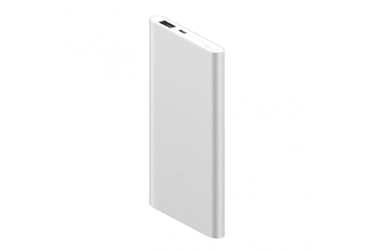Xiaomi 5000mAh Mi Power Bank 2 (Silver)