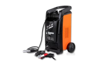 NEW ROSSMARK Car Battery Charger 240A 12v / 24v Jump Starter ATV Boat Truck