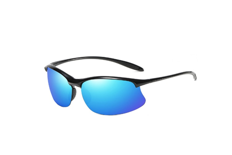 Riding Glasses Outdoor Wind Mirror Movement Run Polarized Bicycle Sunglasses - 4