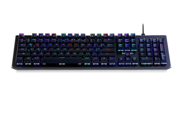 Kogan RGB Mechanical Gaming Keyboard