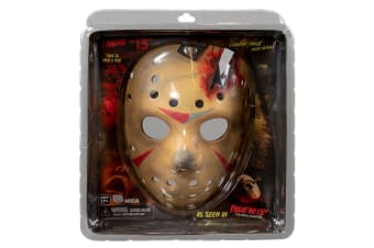 Friday the 13th Jason Part 4 Final Chapter Mask