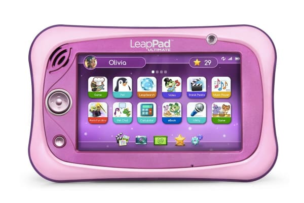 LeapFrog LeapPad Ultimate (Pink)