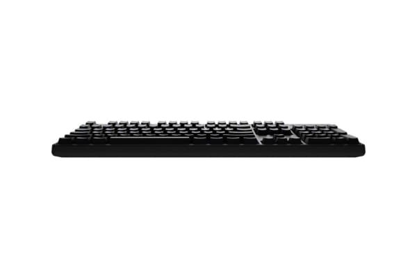 SteelSeries Apex M500 MX US Gaming Keyboard (Blue Backlit Cherry Blue Switches)