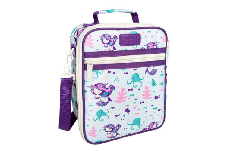 Sachi Style 225 Insulated Junior Lunch Tote Mermaids
