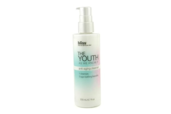 Bliss The Youth As We Know It Anti-Aging Cleanser (200ml/6.7oz)