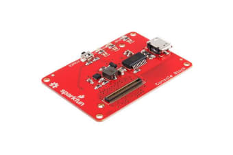 SparkFun Block for Intel® Edison - Console