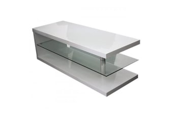 Coffee Table-ZENTA-WH