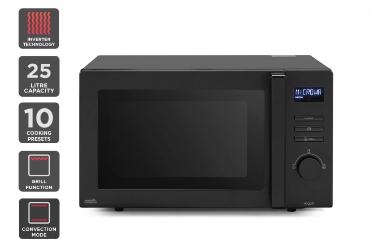 Dick Smith Kogan 25l Inverter Convection Microwave Oven