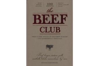 Beef Club - From High-Brow Burgers to Experimental Cocktails