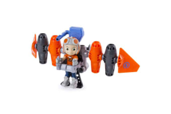 Rusty Rivets Rusty Build Pack Jet Pack