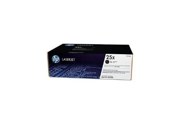TONER CARTRIDGE HP 25X LASERJET BLACK