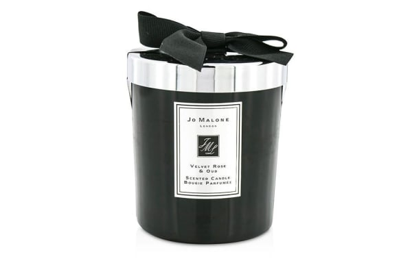 Jo Malone Velvet Rose & Oud Scented Candle (200g (2.5 inch))