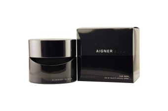 Aigner Black for Men 125ml EDT (M) SP